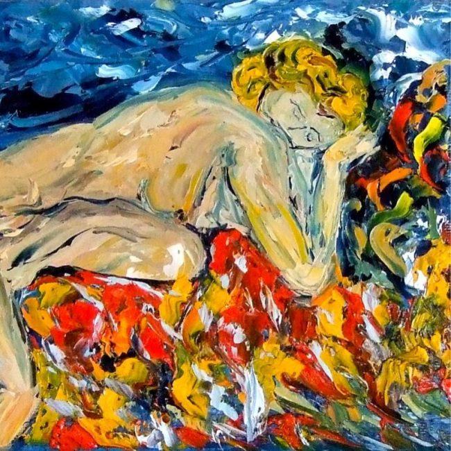 Mujeres que pintan mujeres